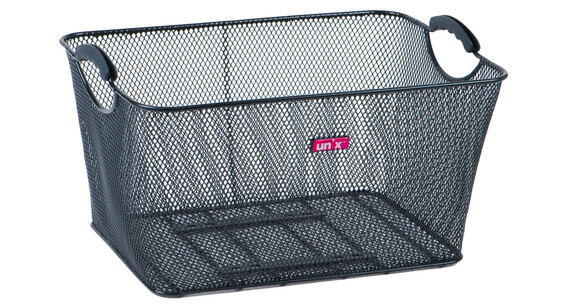 Unix Adelfio Bike Basket black